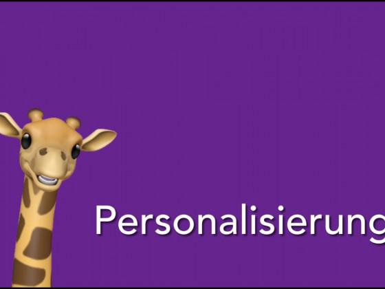 3.9.05Lernvideos personalisieren (Memojis/Animojis)